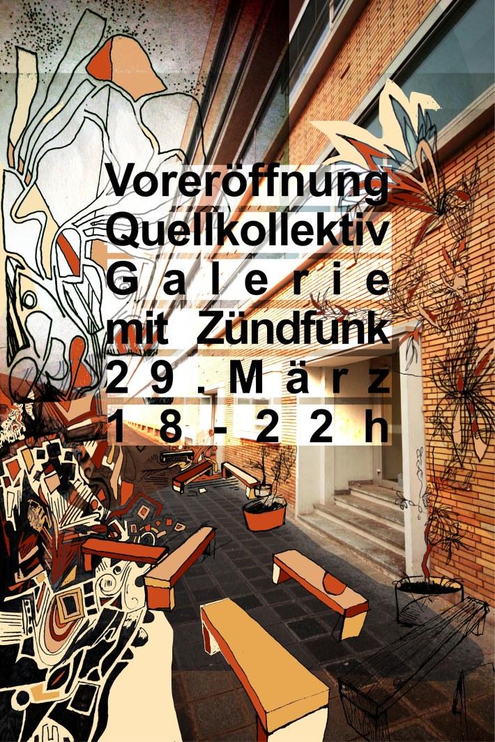 plakat galerei voreröffnung Kopie