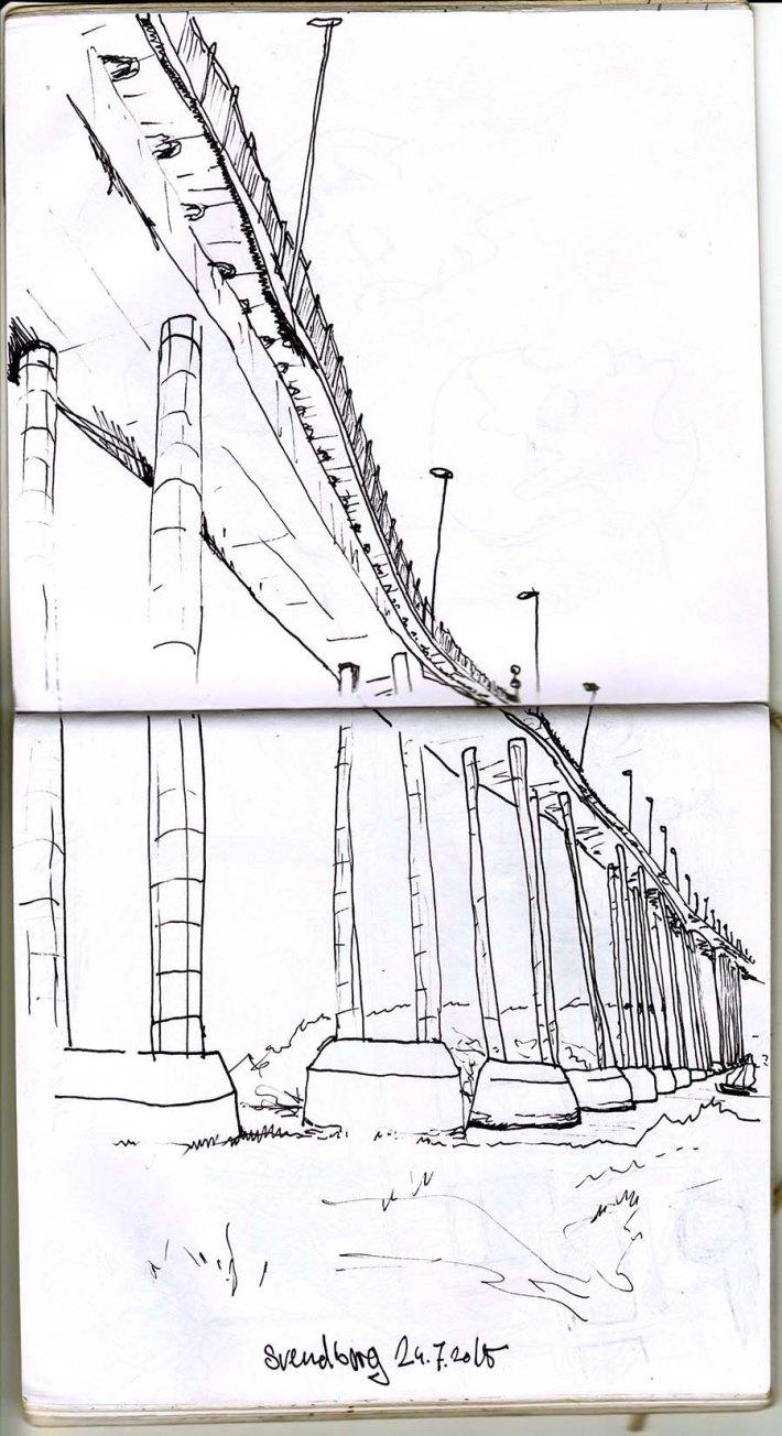 Die Svendborgsundbroen